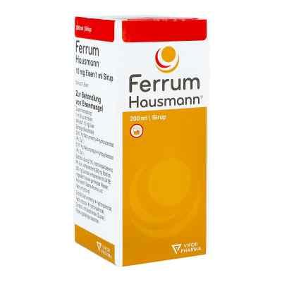 Ferrum Hausmann Saft  zamów na apo-discounter.pl