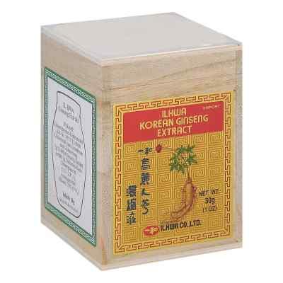 Ginseng Il Hwa Extrakt