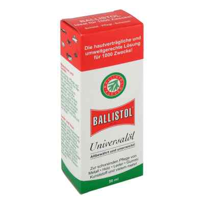 Ballistol fluessig  zamów na apo-discounter.pl
