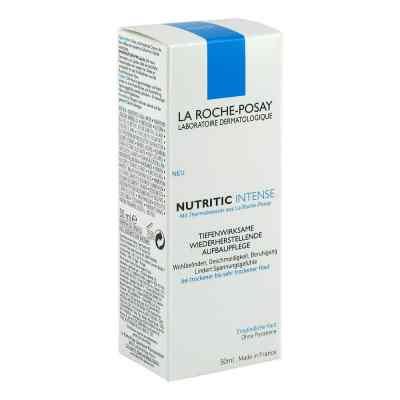 La Roche Posay Nutritic Intense krem odżywczo-regenerujący  zamów na apo-discounter.pl