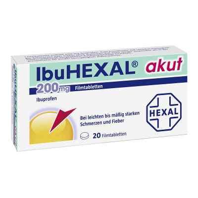 Ibuhexal akut 200 Filmtabl.  zamów na apo-discounter.pl
