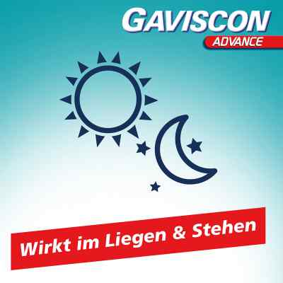 Gaviscon Advance saszetki  zamów na apo-discounter.pl