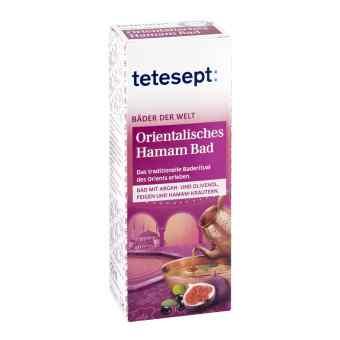 Tetesept orientalny dodatek do kapieli Hamam  zamów na apo-discounter.pl