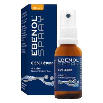 Ebenol Spray 0,5% Loesung