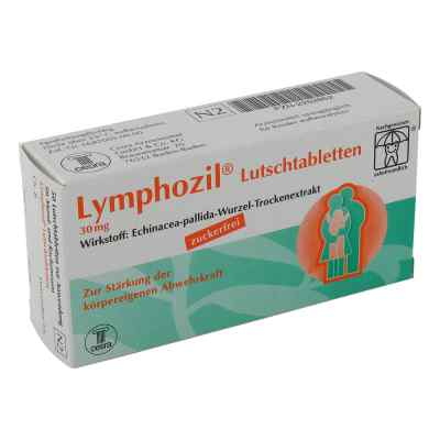 Lymphozil Lutschtabletten  zamów na apo-discounter.pl