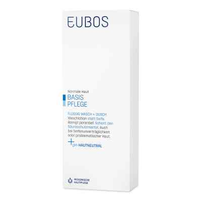Eubos mydło w płynie bezzapachowe  zamów na apo-discounter.pl