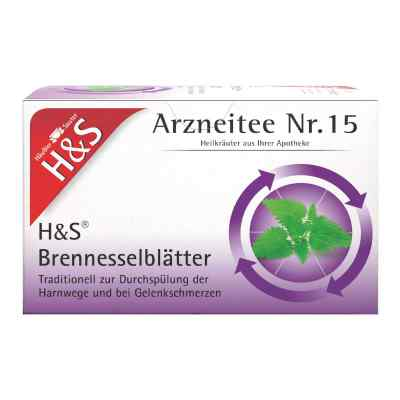 H&s Brennesselkraut Tee Btl.  zamów na apo-discounter.pl