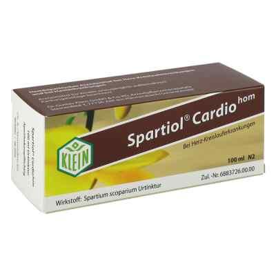 Spartiol Cardiohom Tropfen  zamów na apo-discounter.pl