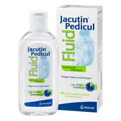 Jacutin Pedicul fluid  zamów na apo-discounter.pl