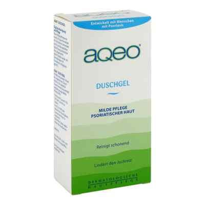 Aqeo żel pod prysznic  zamów na apo-discounter.pl