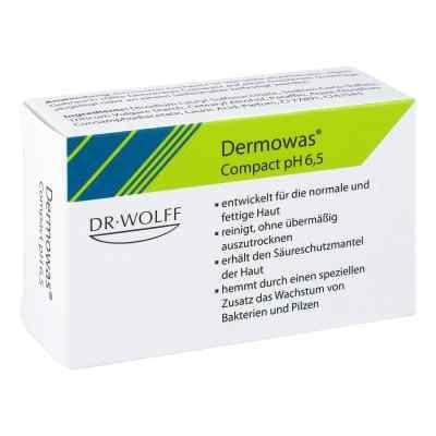 Dermowas compact mydło w kostce  zamów na apo-discounter.pl