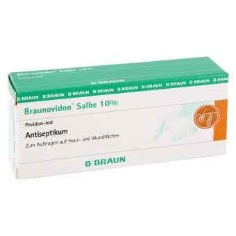 Braunovidon Salbe  zamów na apo-discounter.pl