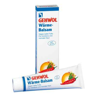 Gehwol balsam rozgrzewający  zamów na apo-discounter.pl