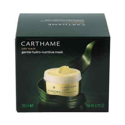 Rene Furterer Carthame maska  nawilżajaco-odżywcza do włosów