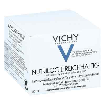 Vichy Nutrilogie Baume balsam o bardzo bogatej konsystencji  zamów na apo-discounter.pl