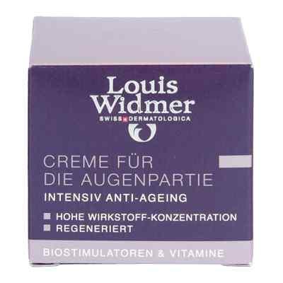 Louis Widmer krem do pielęgnacji skóry wokół oczu lekko perfu  zamów na apo-discounter.pl