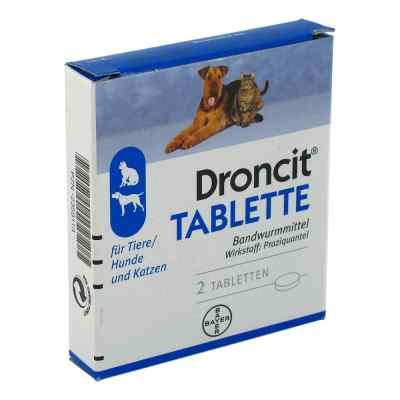 Droncit Tabletten vet.