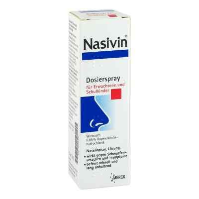 Nasivin 0,05% Erw.u.schulkinder Nasendos.spray