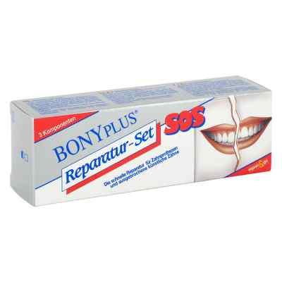 Bonyplus zestaw do naprawy protez zębowych  zamów na apo-discounter.pl