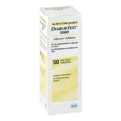 Diabur Test 5000 Teststreifen  zamów na apo-discounter.pl