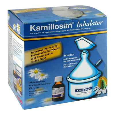 Kamillosan Konzentrat + Inhalator  zamów na apo-discounter.pl