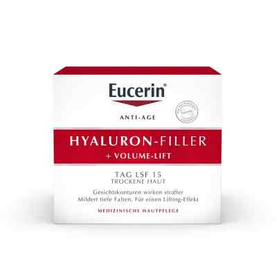 Eucerin Volume-Filler krem do skóry suchej  zamów na apo-discounter.pl