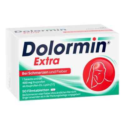 Dolormin Extra tabletki powlekane  zamów na apo-discounter.pl
