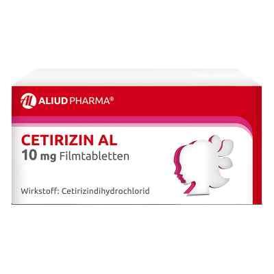 Cetirizin Al 10 mg Filmtabl.  zamów na apo-discounter.pl