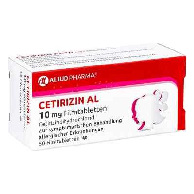 Cetirizin Al 10 mg Filmtabl.