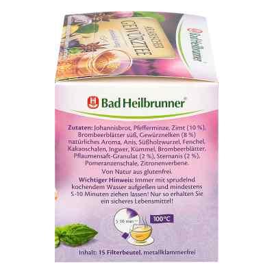 Bad Heilbrunner Tee arabska herbata korzenna saszetki  zamów na apo-discounter.pl