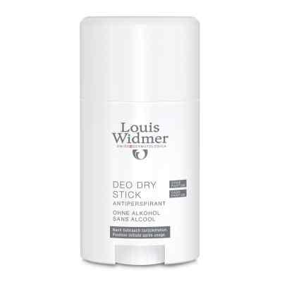 Louis Widmer Deo Dry antyperspirant w sztyfcie nieperfum