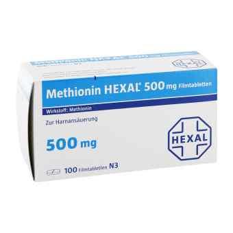 Methionin Hexal 500 mg Filmtabl.  zamów na apo-discounter.pl
