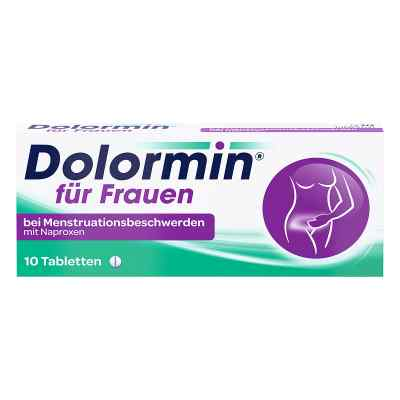 Dolormin fuer Frauen Tabl.