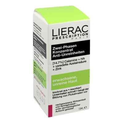 Lierac Prescription koncentrat dwu-fazowy dla skóry problemowej