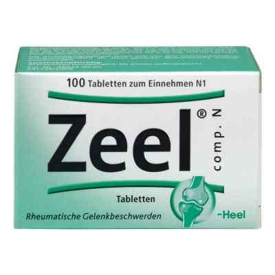 Zeel compositus N tabletki  zamów na apo-discounter.pl