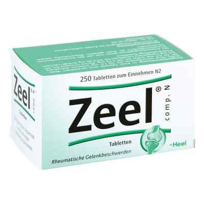 Zeel compositus N w tabletkach  zamów na apo-discounter.pl