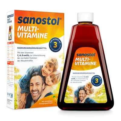 Sanostol sok dla dzieci  zamów na apo-discounter.pl