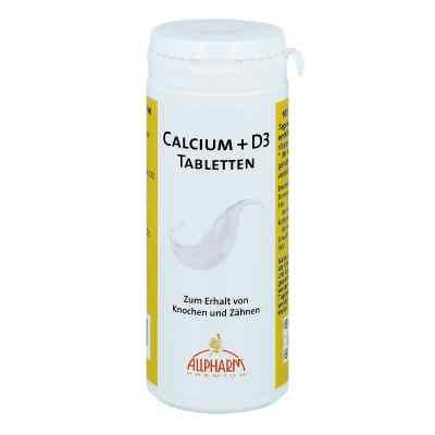 Calcium + D3 Tabletten  zamów na apo-discounter.pl
