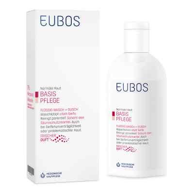 Eubos mydło w płynie o świeżym zapachu zamów na apo-discounter.pl