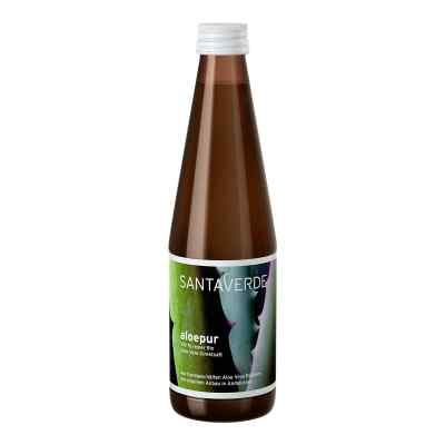 Santaverde sok z aloesu 100%  zamów na apo-discounter.pl
