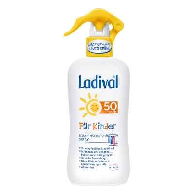 Ladival spray ochronny na słońce dla dzieci SPF 50  zamów na apo-discounter.pl