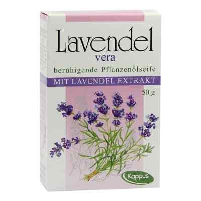 Kappus mydło z olejkiem lawendowym  zamów na apo-discounter.pl
