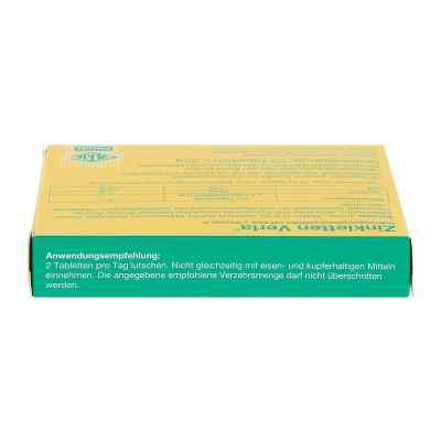 Zink Verla 5 mg Lutschtabl. Himbeere  zamów na apo-discounter.pl