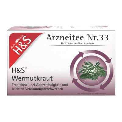 H&s Wermutkrauttee Btl.  zamów na apo-discounter.pl