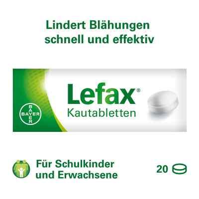 Lefax tabletki do żucia