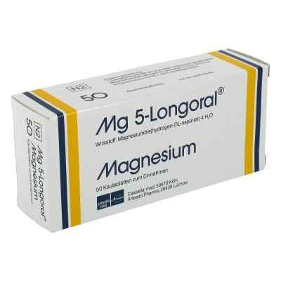 Mg 5 Longoral Kautabl.  zamów na apo-discounter.pl