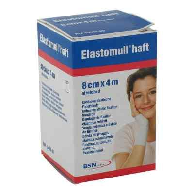 Elastomull haft 4mx8cm 45472 Fixierb.  zamów na apo-discounter.pl