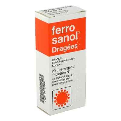 Ferro Sanol Tabl.ueberzogen  zamów na apo-discounter.pl