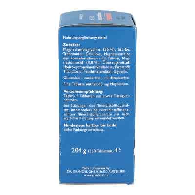 Grandelat Mag 60 Magnesium Tabl.  zamów na apo-discounter.pl