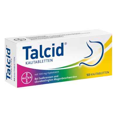 Talcid tabletki do ssania.  zamów na apo-discounter.pl